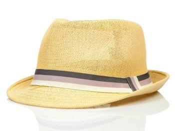 c9b19b503 Béžový pánsky klobúk BOLF KAP214