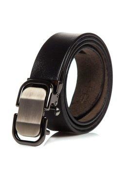 Čierna pánska kožená peňaženka Bolf P015