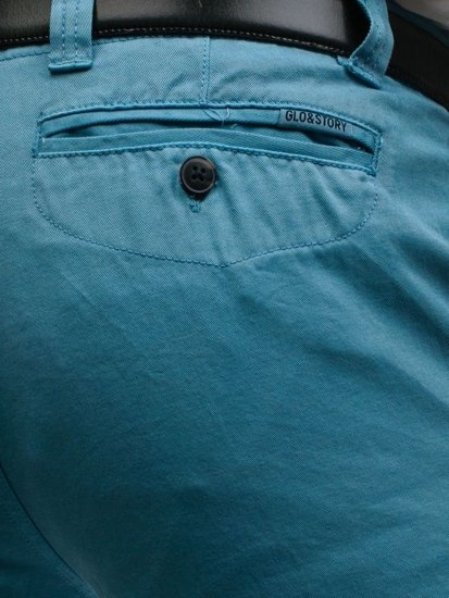 Blankytné pánske chinos nohavice BOLF 6188