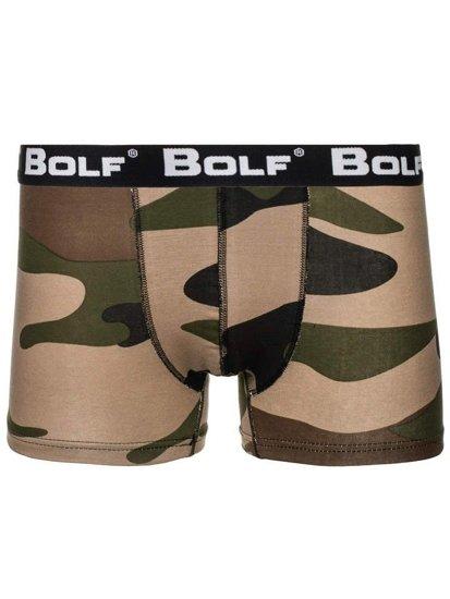Farebné pánske boxerky BOLF 0953-3P 3 KS