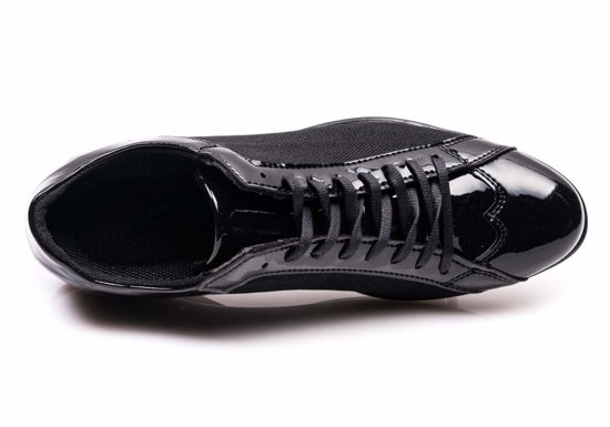 Pánske poltopánky Bolf 501 čierne