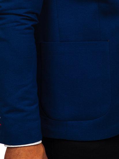 Pánske sako Bolf 1652 modré